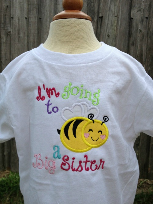 I'm Going To Bee A Big Sister - Big Sister Shirt