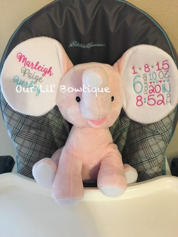 Personalized Stuffed Animal Personalized Animal Stuffed Animal