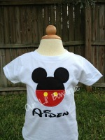 Retro Mickey Shirt - Retro Minnie Shirt - Mickey Mouse Clubhouse - Vintage Mickey - Vintage Minnie - Shirt