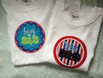 Big Brother or Big Sister - New Baby Announcement - Shirt - Onesie