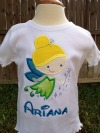 Tinkerbell Personalized Shirt