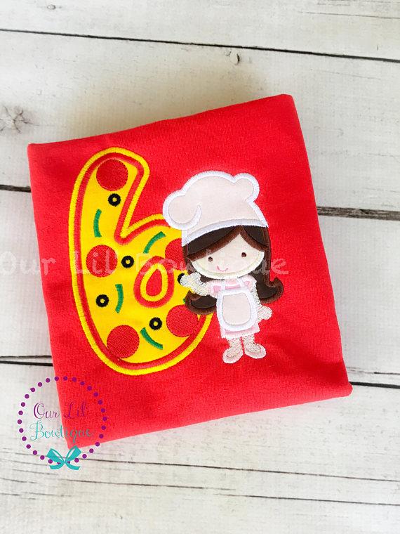 Pizza Birthday Shirt -Pizza Shirt - Pizza Birthday