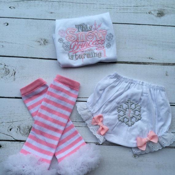 ONE-derland - Winter Onederland Birthday Shirt- Personalized Birthday Shirt - Girl - Baby - Birthday Outfit - Tutu 1st Birthday