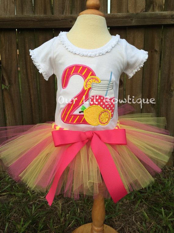 Lemonade Birthday Shirt - Lemonade Shirt - Mason Jar Birthday - Personalized Birthday Shirt - Girl - Summer Birthday