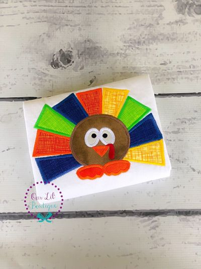 Round Turkey Thanksgiving Shirt